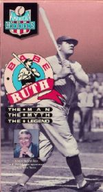 Babe Ruth: The Man, the Myth, the Legend