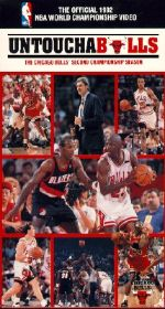 The Official 1992 NBA Championship: Untouchabulls