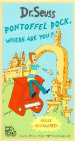 Dr. Seuss: Pontoffel Pock, Where Are You?