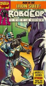 Robocop: The Man in the Iron Suit
