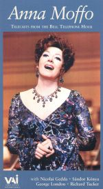 Bell Telephone Hour Telecasts, 1962-1967: Anna Moffo