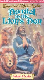 Superbook Video Bible: Daniel in the Lion's Den