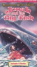 Superbook Video Bible: Jonah & the Big Fish