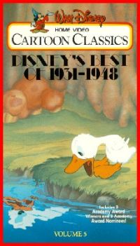 Disney's Best of 1931-1948: Walt Disney Home Video Cartoon Classics