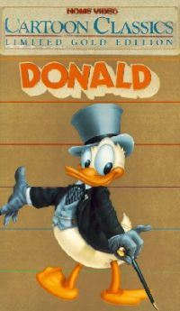 Donald: Walt Disney Cartoon Classics Limited Gold Edition