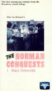 Norman Conquests, Part 1: Table Manners