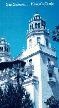 San Simeon: Hearst's Castle