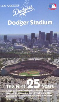 MLB: Dodger Stadium - The First 25 Years