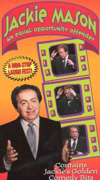 Jackie Mason: An Equal Opportunity Offender