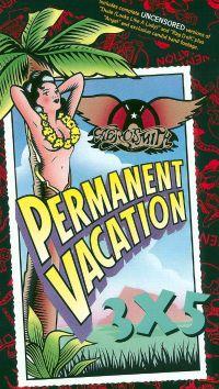 Aerosmith: Permanent Vacation 3x5