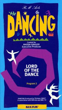 Dancing: Lord of the Dance