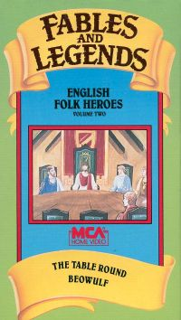 Fables and Legends: English Folk Heroes, Vol. 2