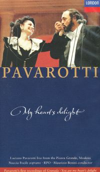 Pavarotti: My Heart's Delight