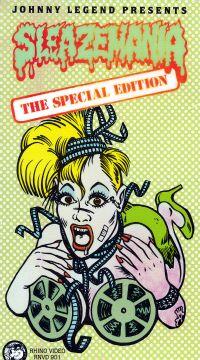 Johnny Legend Presents: Sleazemania - Special Edition