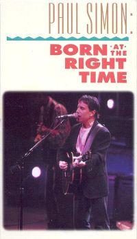 Paul Simon: Born at the Right Time