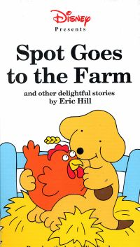 Spot: Spot Goes to the Farm