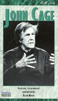 John Cage: I Have Nothing to Say and I Am Saying It