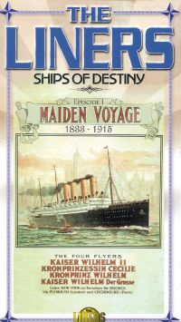 The Liners: Ships of Destiny, Episode 1 - Maiden Voyage (1833-1915)