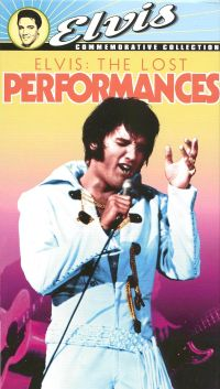 Elvis: The Lost Performances