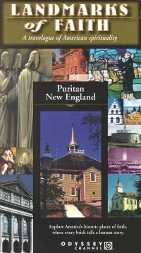 Landmarks of Faith: Puritan New England