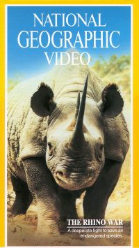 National Geographic: Rhino War