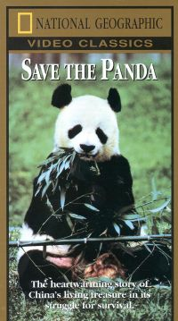 National Geographic: Save the Panda