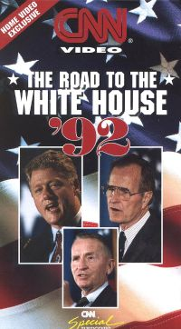 CNN: The Road to the White House '92