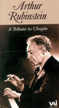 Artur Rubinstein: A Tribute to Chopin