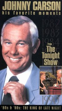 Johnny Carson: His Favorite Moments from The Tonight Show - '80s & '90s, The King of Late Night