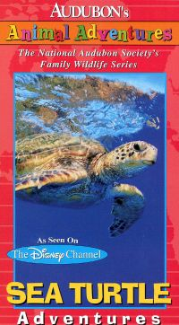 Audubon's Animal Adventures: Sea Turtle