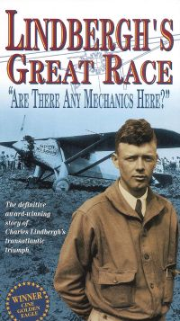 Lindbergh's Great Race: Are There Any Mechanics Here?