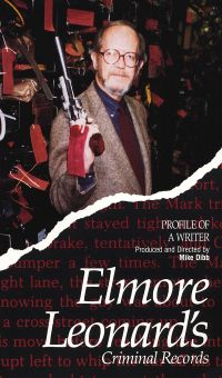 Profile of a Writer: Elmore Leonard's Criminal Records