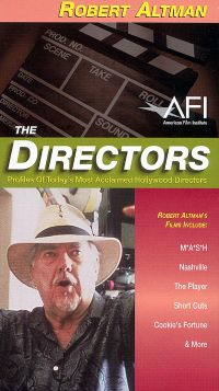 The Directors: Robert Altman