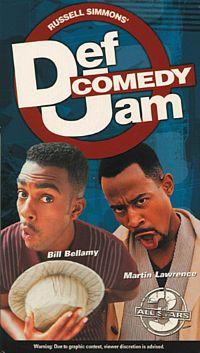 Def Comedy Jam, Vol. 3