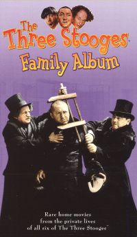 The Three Stooges: Family Album