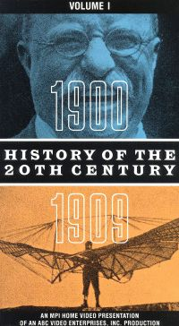 History of the 20th Century, Vol. 1: 1900-1909