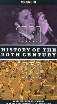 History of the 20th Century, Vol. 6: 1950-1959