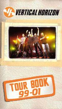 Vertical Horizon: Tour Book '99-'01