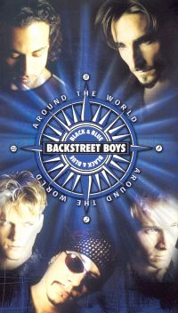 Backstreet Boys: Black and Blue Around the World