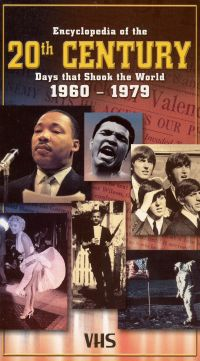 Encyclopedia of the 20th Century: Days That Shook the World, Vol. 4 - 1960-1979
