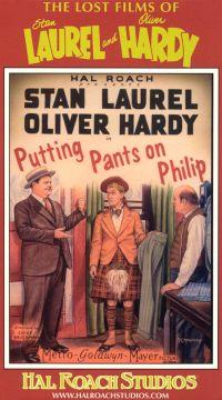 Putting Pants on Philip