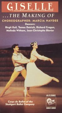 Giselle...The Making of: Choreographer Marcia Haydee