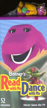 Barney: Barney's Read With Me, Dance with Me