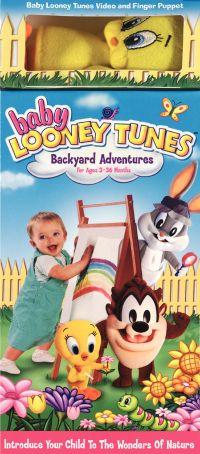 Baby Looney Tunes: Backyard Adventures