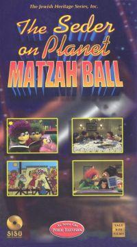 The Seder on Planet Matzah Ball