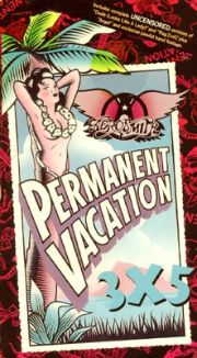 Aerosmith: Permanent Vacation 3x5