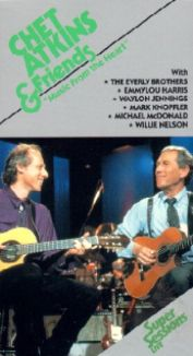 Chet Atkins and Friends: Music from the Heart