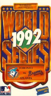 MLB: 1992 World Series - Toronto vs. Atlanta