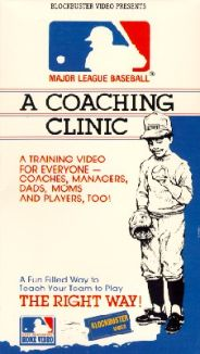 MLB: Play Ball the Major League Way - Coaching Clinic