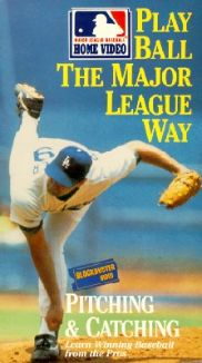 MLB: Play Ball the Major League Way - Pitching & Catching